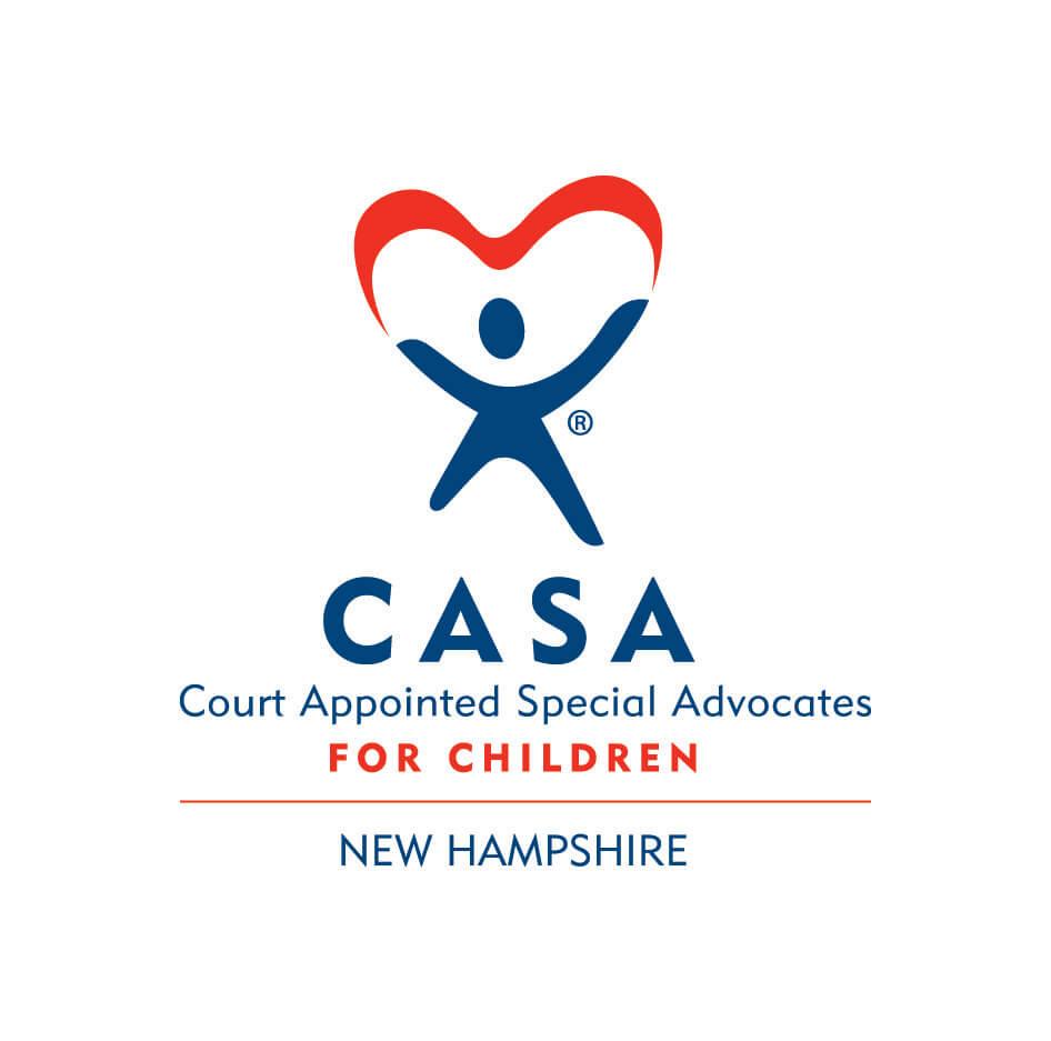 CASA of New Hampshire Logo
